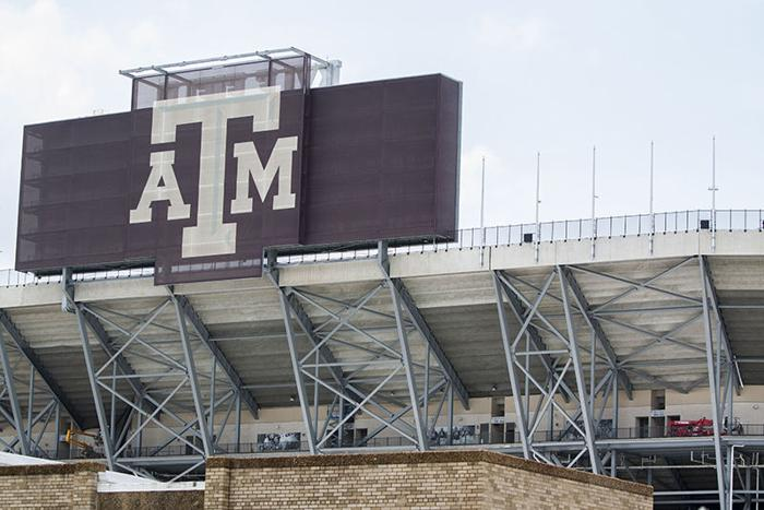 """Sandstorm"" leads to further construction of Kyle Field"