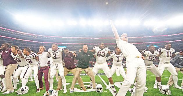 Aggies face opportunity for statement win