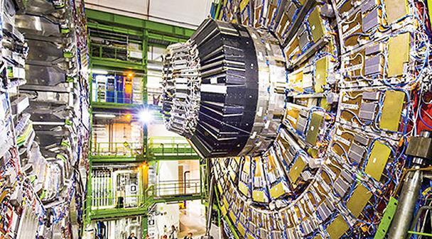 Chinese 'Super Collider' gains steam