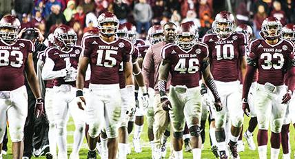 Aggie seniors look to capture first win against LSU