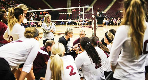 A&M volleyball's Corbelli selected to lead US Junior National Team
