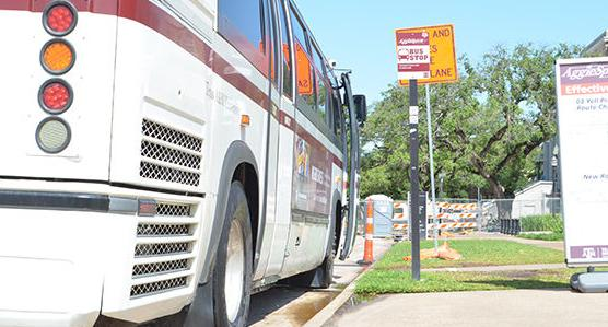 Resolution calls for increased bus-route frequency