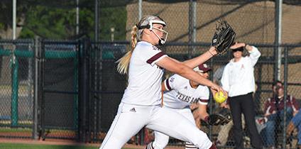 The Show stopper: Freshman phenomenon fills many roles for top-flight A&M softball