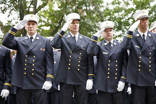 Fdny Ems Dress Uniform De De