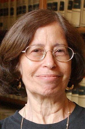<p>ALICE SCHLESINGER: Dismisses CCRB's concerns.</p>