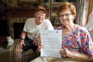 Selective Service notice arrives 102 years too late