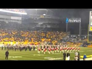 FHS Band at Heinz Field