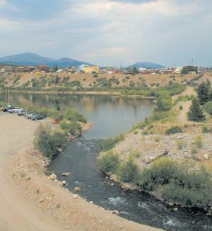 Fairplay Reservoir dredging postponed a year