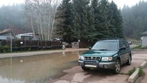 Flood Pressure