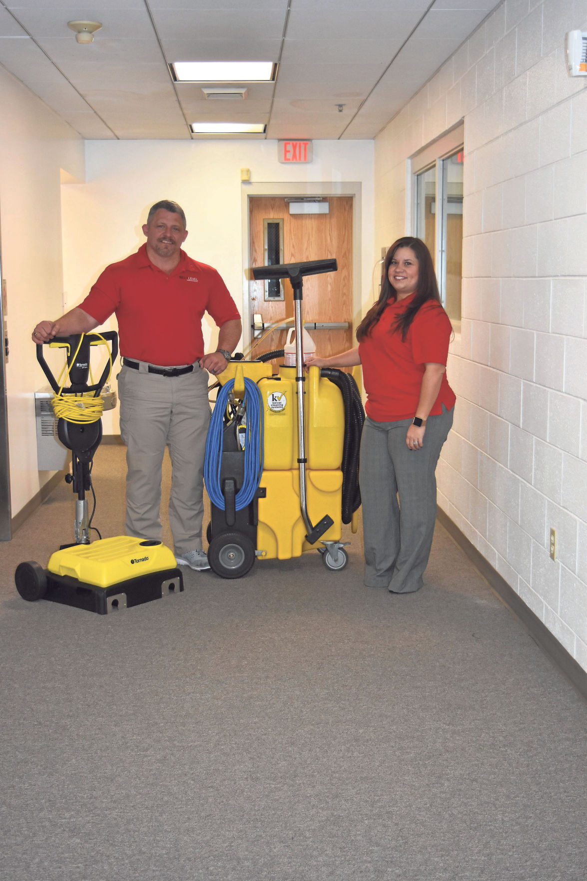 Ymca Receives Donation Of New Carpet News
