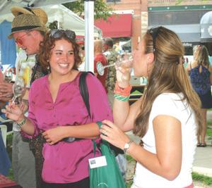 The Salida Mountain Wine Festival