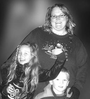Mandy Lynn Stotler Folsom, Marissa and Mason