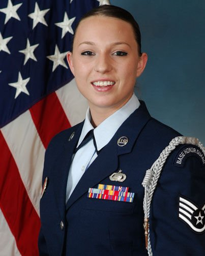 Tech Sergeant Jessica Nesler Thompson