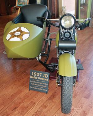 1927 JD Harley-Davidson