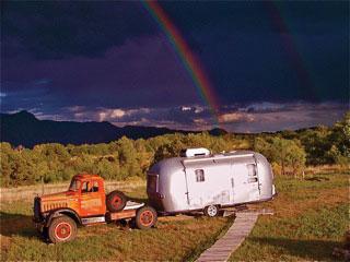 Rainbow Trailer
