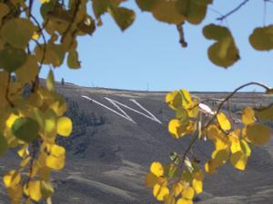 Gunnison's Tenderfoot Mountain