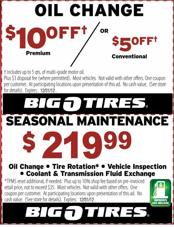 Discount tire co coupons