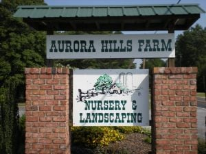 Aurora Hill Farms Nursery