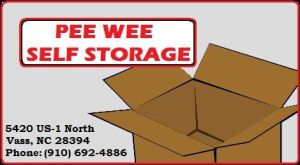 Pee Wee Self Storage