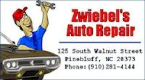 Zwiebel's Auto Repair