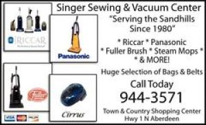 Singer Sewing & Vacuum Center