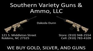 Southern Variety Guns & Ammo, LLC