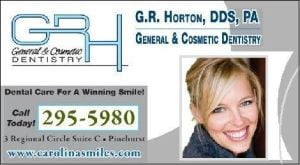 G.R. Horton, DDS, PA, General & Cosmetic Dentistry