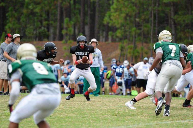 Football Scrimmages at Pinecrest High School - The Pilot Newspaper ...