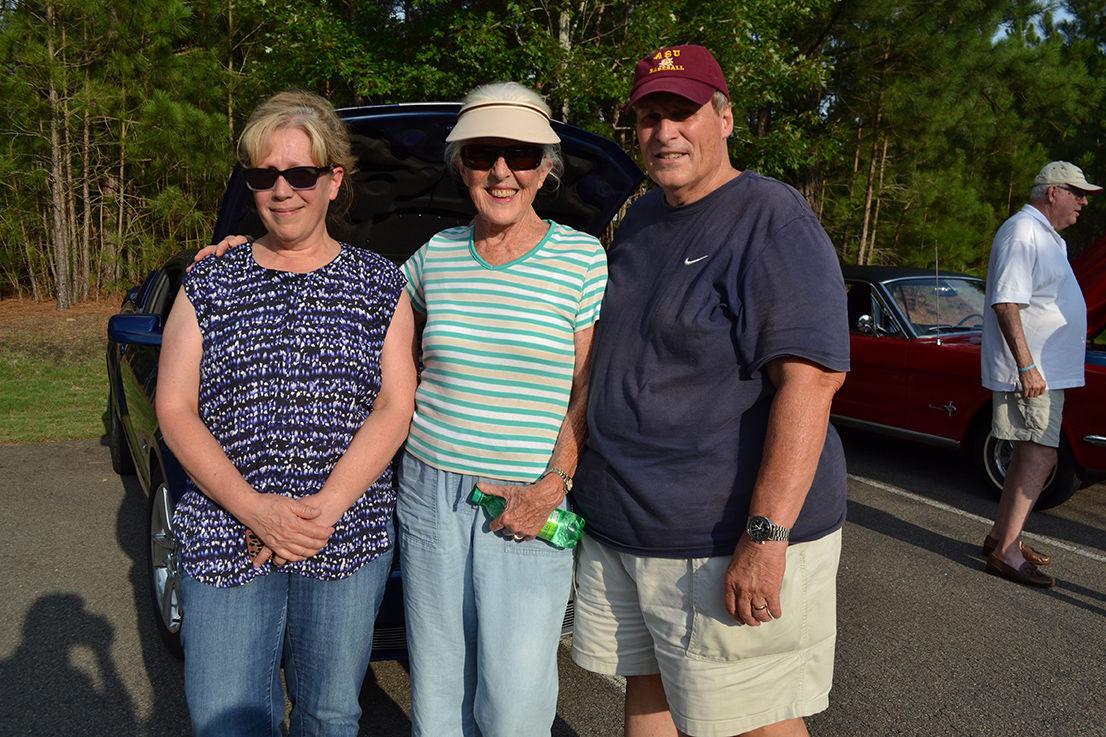 Out & About: Lake Auman Sports Club Car Show – July 2016 ...
