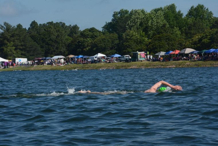 Open Water Swim Championships Set For Saturday The Pilot Newspaper Sports