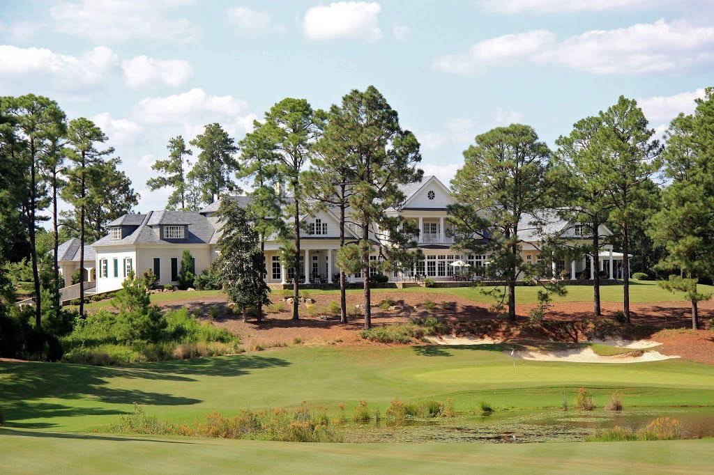 Pinehurst Forest Creek Shifting Strategies To Grow