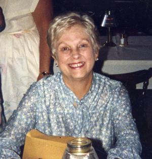 Suzanne Jane Baker
