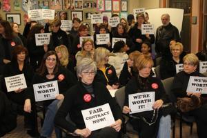 Teachers threaten to strike