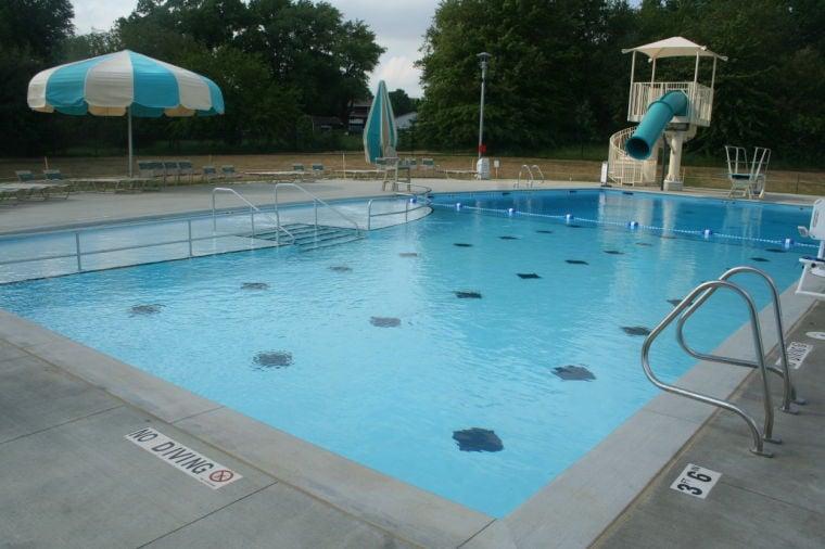 Pool Dedication Makes A Splash Local News