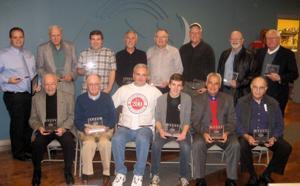 Clapper Award winnners