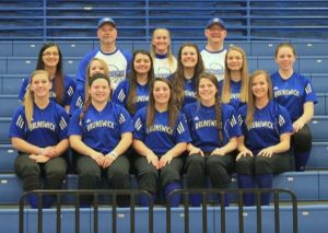 Brunswick softball team
