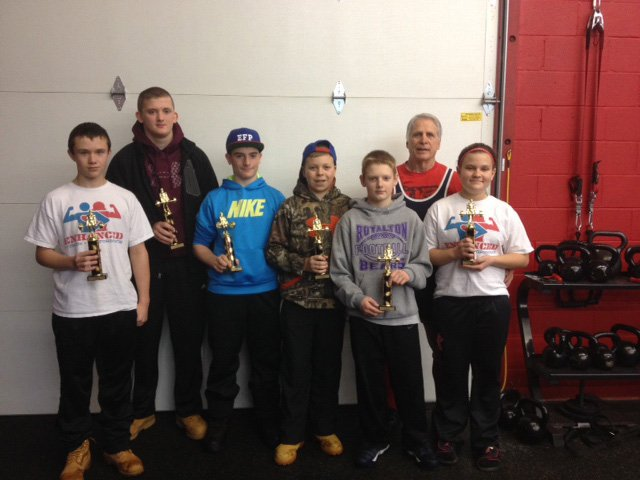 NRMS students powerlift their way to glory | Sports ...