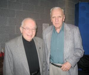 Joe Gabrosek and Gene Kovack