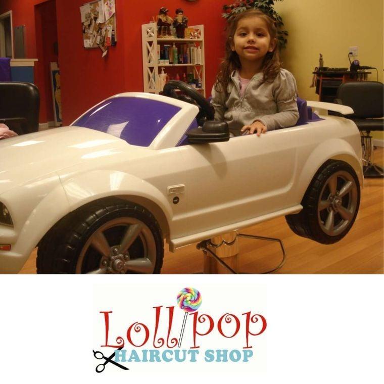lollipop haircut shop