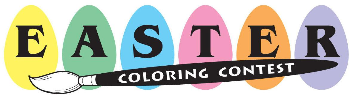 Image result for easter coloring contest