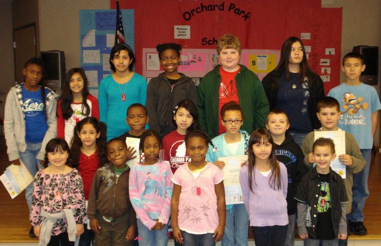 Orchard Park School Oakley Ca