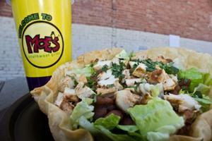 Food court may add Mexican restaurant