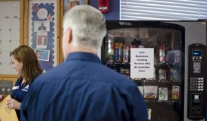 Bookstore Vending Machines