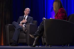 CNN's Anderson Cooper talks reporting, gets personal