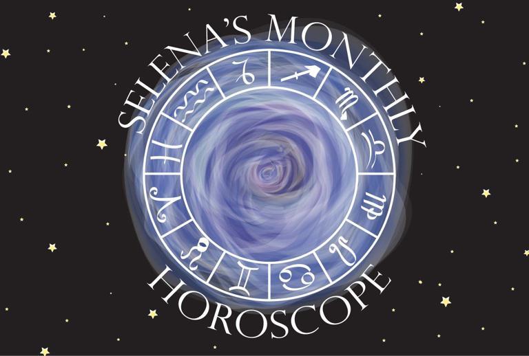 Monthly horoscopes by Selena: January