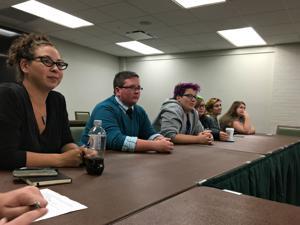 JIGSAW hosts identity panel about LGBTQ identities