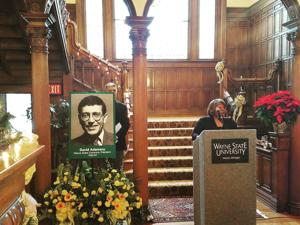 WSU holds memorial for former president