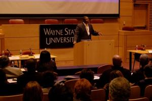 Symposium examines 'school to prison pipeline' for black teens