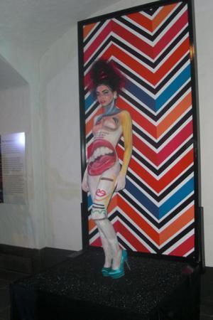 'Fash Bash' exhibits art, fashion at the DIA