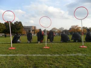 Quidditch 'takes to the sky' over WSU